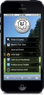 golf-mobile-websites